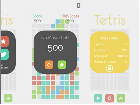 Tetris Template - The Legend Tetris Game, Ready To Publish - Free Download