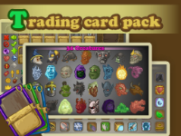 Trading Card Game(TCG) 2D pack - Ready to Release on Mobile