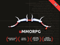 UMMORPG - The lone wolf developer MMORPG Engine.