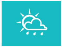 Ứng dụng thời tiết Material design - Weather today