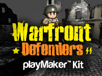 Warfront Defenders Playmaker Kit Complete Projects
