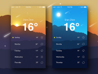 Weather App - Android studio (Dự báo thời tiết)