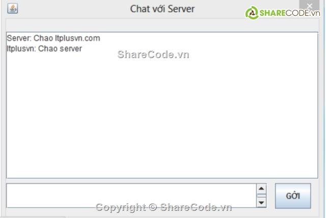 Đồ án Lan Network Full code Java