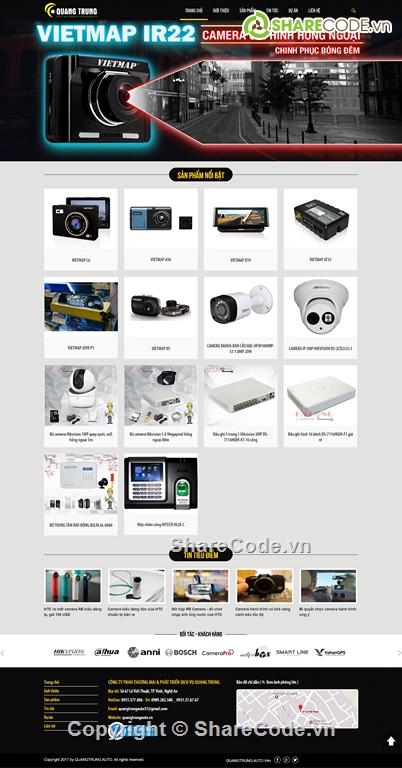 website bán hàng,website sản phẩm,website công ty,Website giới thiệu công ty