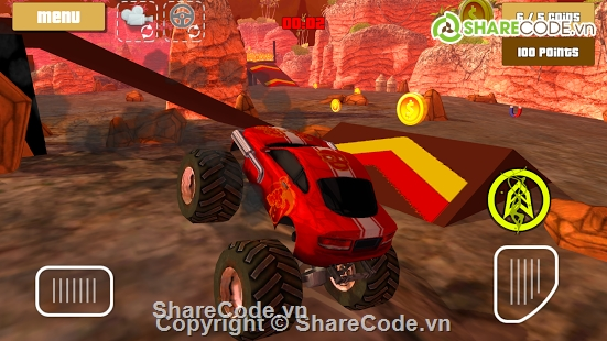Request] Monster Truck Hero Full (Source Code) Unity Best Truck Game