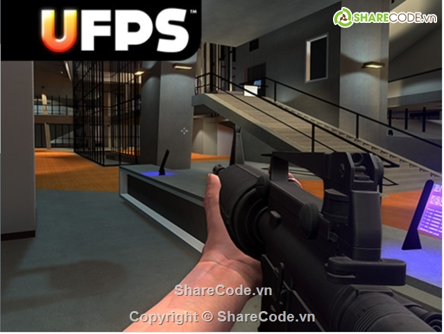 UFPS - The Best FPS Project For Indie Developer - Newest Version 1 7 1  (Using Unity 5 2 3)