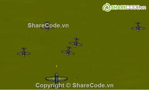 Unity 2D Tutorial Làm game bắn máy bay