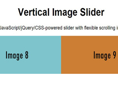 css3, image slider, jQuery, Responsive, code css3