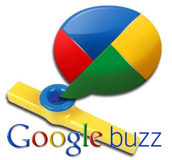 Cách chèn Google Buzz vào Blogspot