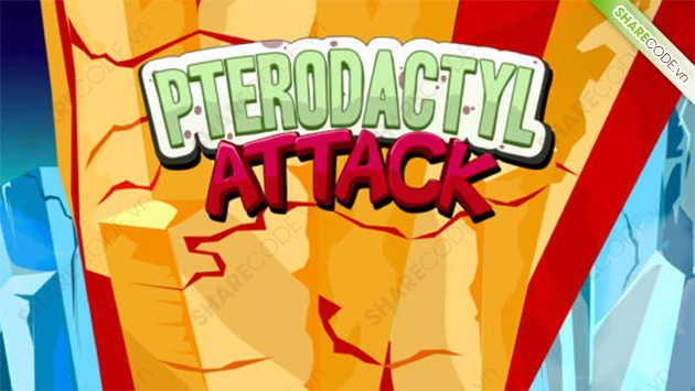 Source code game Pteradactyl Attack,download Pteradactyl Attack,Game Pteradactyl Attack miễn phí,game iOS Pteradactyl Attack,code Pteradactyl Attack  game iOS,code game Pteradactyl Attack
